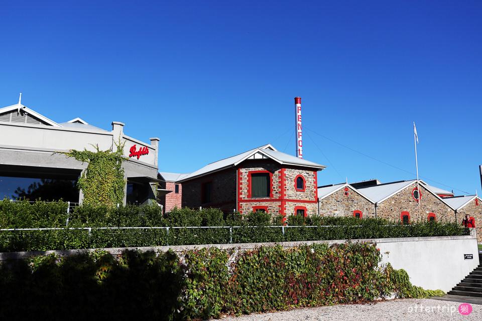 澳洲阿德萊德景點 Penfolds Magill Estate的奔富葛蘭許之旅