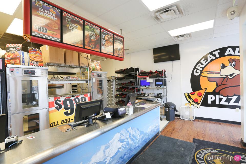 阿拉斯加自由行Fairbanks | Sportsman's Warehouse 誤闖軍火庫