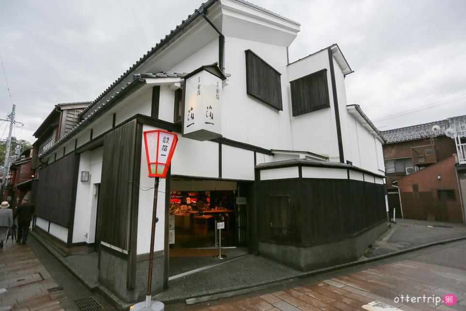 日本北陸櫻花季 金澤租和服 心結kokoyui選件加賀友禪走茶屋