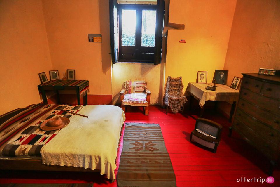墨西哥城  托洛斯基故居(Leon Trotsky Museum)