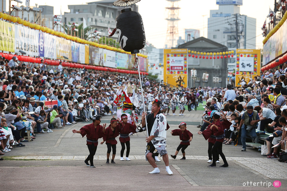 日本四國 德島阿波舞祭 不可錯過的日本夏日祭典