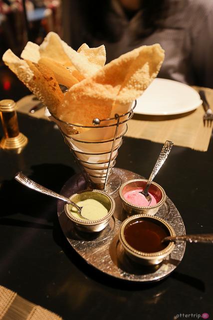 [澳門美食推薦]亞洲首家米其林印度菜~皇雀印度餐廳Golden Peacock