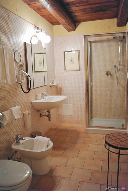「義大利住宿推薦」阿斯科利皮切諾的米其林推薦飯店Palazzo Guiderocchi