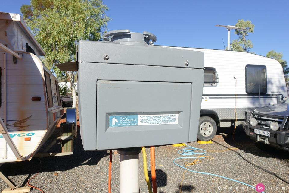「澳洲北領地」露營車自駕遊~Maui的Ultima 露營車內部以及露營車使用指南