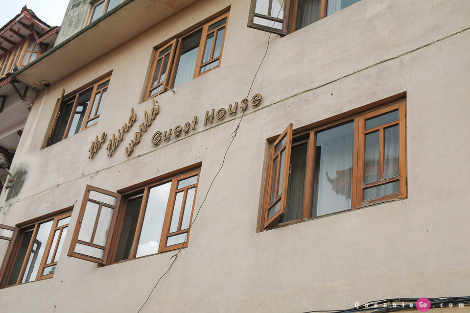 「尼泊爾帕坦飯店推薦」帕坦王宮廣場內的住宿~Yala Guest House