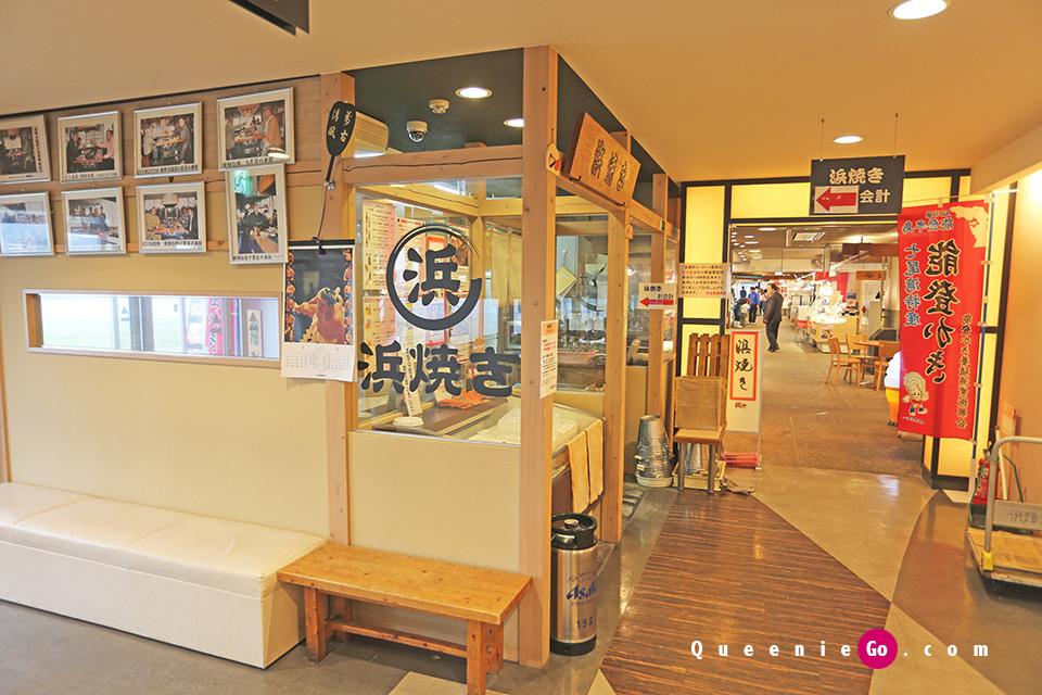 [日本能登半島]相撲力士也愛去!七尾市的能登食祭市場