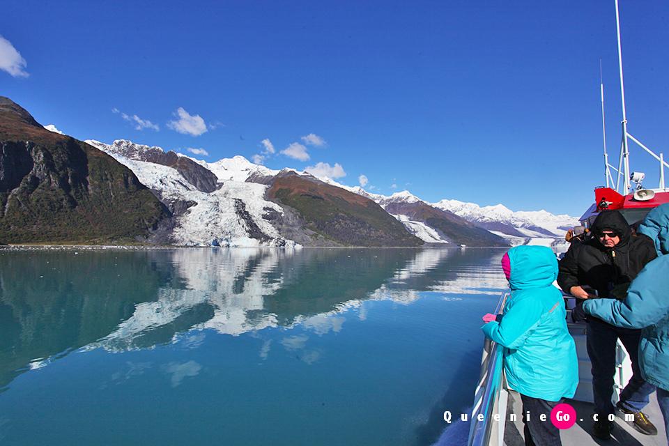 [阿拉斯加惠蒂爾]在威廉王子灣搭乘Phillips Cruises一次看夠26條冰川