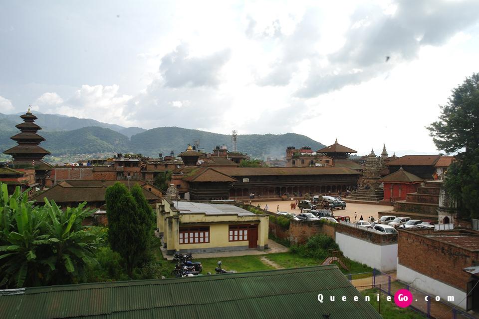 「尼泊爾巴克塔布」帶個我幸福種子的巴克塔布最好酒店Vajra Guest House