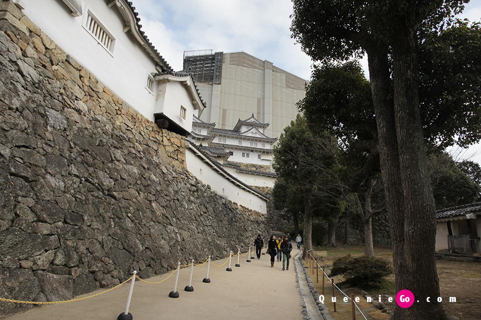 「日本關西姬路」日本第一個世界文化遺產-國寶姬路城一日遊