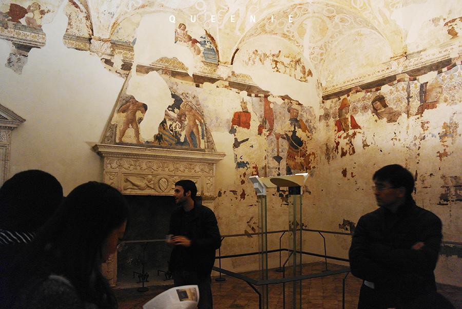 「義大利烏爾比諾」公爵宮殿藏著義大利的重要博物館?!