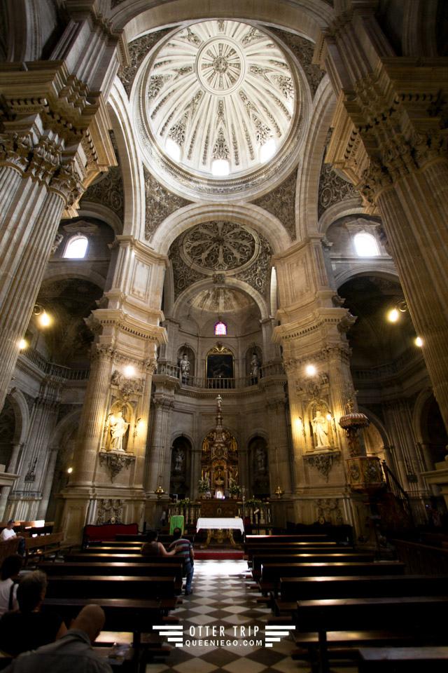 西班牙格拉納達大教堂 Basílica de San Juan de Dios金碧輝煌令人驚嘆的小眾景點