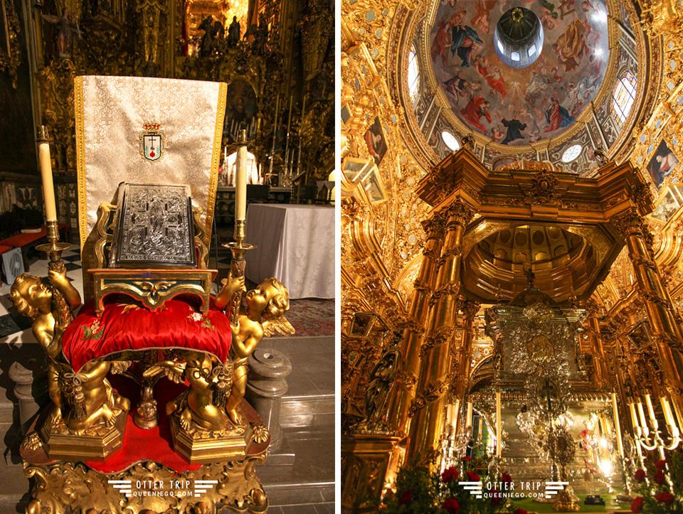 29西班牙格拉納達大教堂 Basílica de San Juan de Dios金碧輝煌令人驚嘆的小眾景點