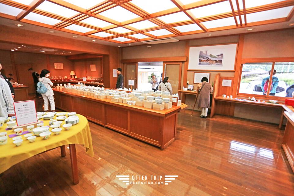 九州有田陶瓷之里 有田燒第一品牌 柿右衛門窯及源右衛門窯一日遊