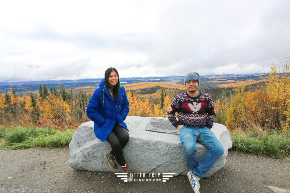 阿拉斯加旅遊  Anchorage-Fairbanks-Seward路上風光