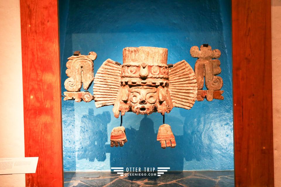 墨西哥城景點 墨西哥城教堂/墨西哥大神廟Templo Mayor~阿茲特克的宇宙中心