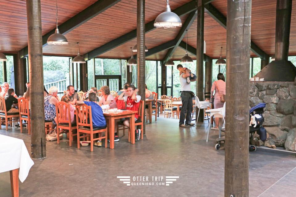 36 FT6A5399.jpg紐西蘭基督城景點 柳岸野生動物保護區的毛利村寨跳戰舞Haka/Willowbank Wildlife Reserve