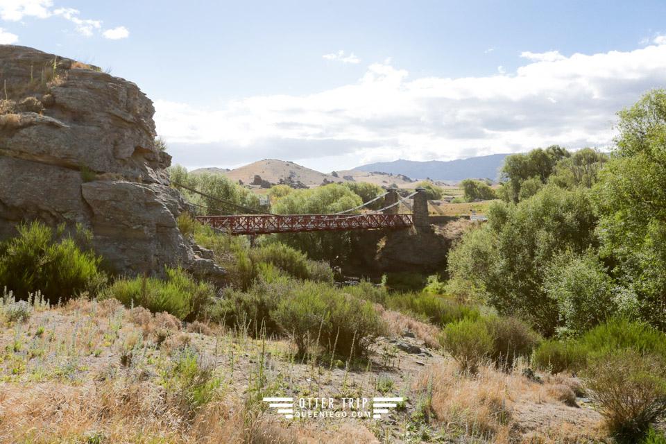 紐西蘭南島自駕遊 但尼丁到皇后鎮的紐西蘭冰壺之都`紐西蘭鬼鎮