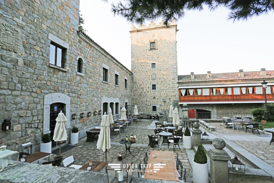 西班牙阿維拉住宿推薦 Parador de Avila西班牙國營旅館 阿維拉美食La Escalera