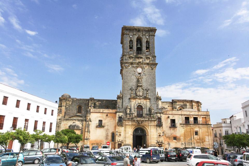 西班牙安達魯西亞白色小鎮 Arcos de la Frontera阿爾科斯-德拉弗龍特拉