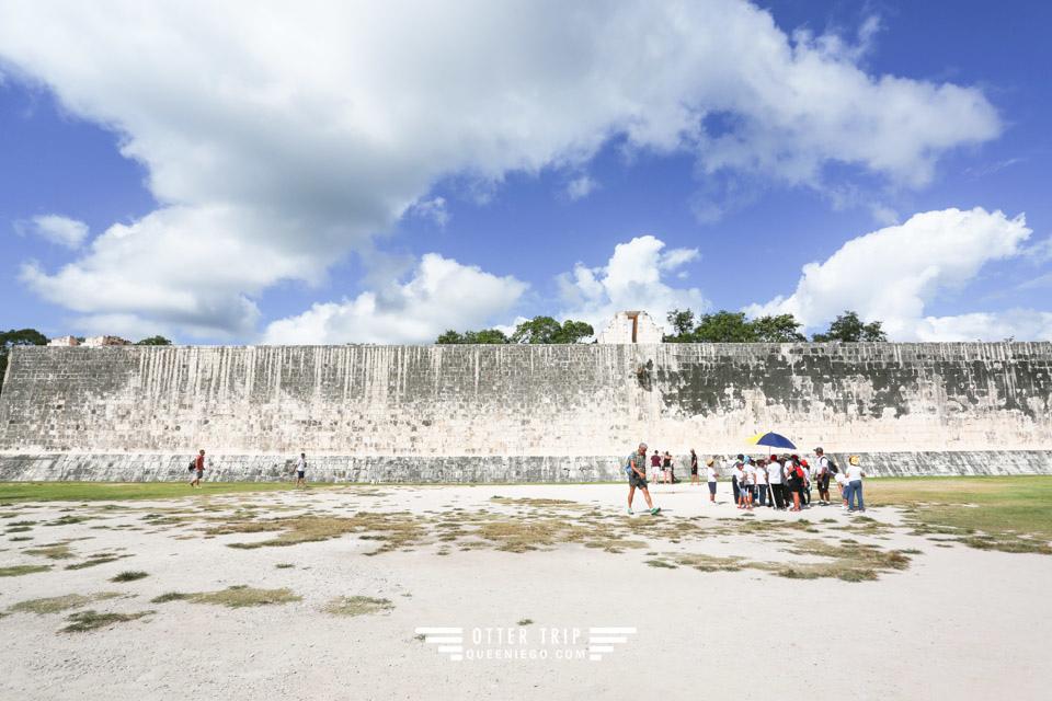 墨西哥尤卡坦半島 奇琴伊察Chichen Itza /墨西哥天坑Cenote Ik-Kil