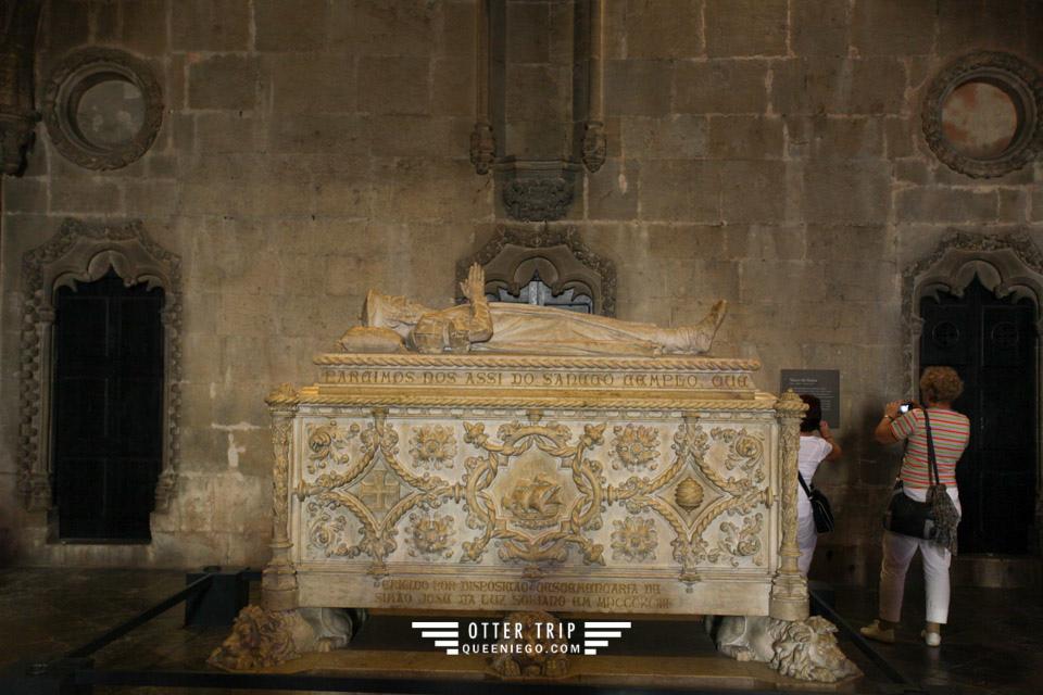 葡萄牙里斯本景點 貝倫區半日遊~發現者紀念碑`貝倫塔`熱羅尼莫斯修道院