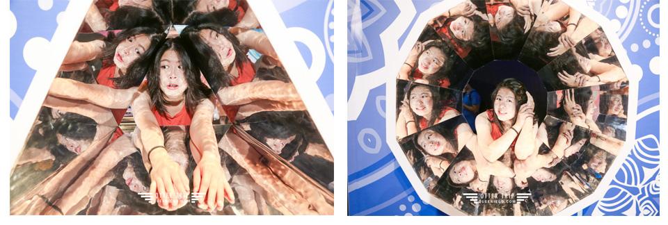 台北旅行/華山展覽2019~幻•彩•影萬花筒特展/華山文創園區/台北活動/台北文創園區