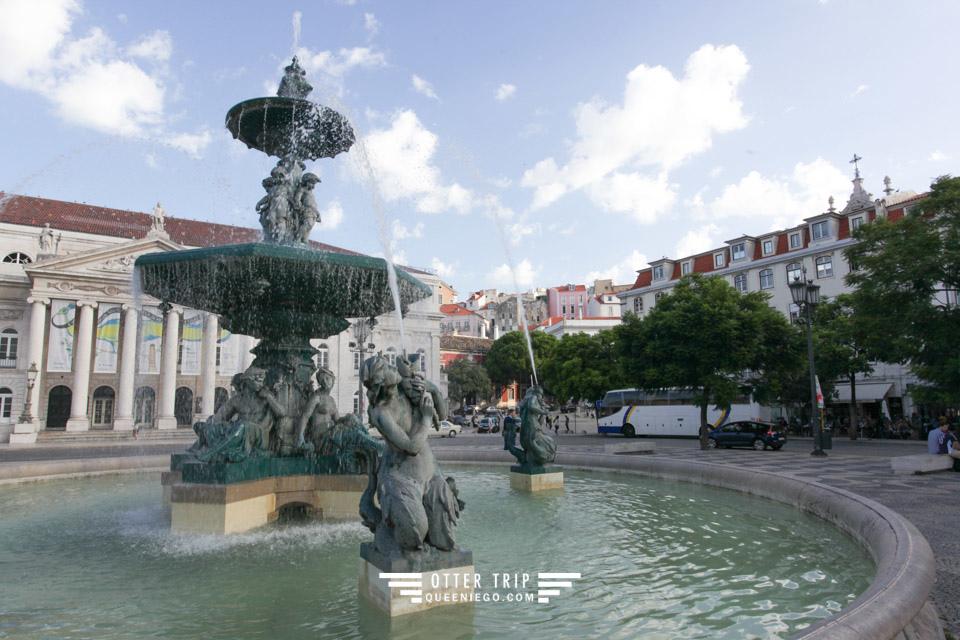 葡萄牙里斯本景點 里斯本主教堂Sé de Lisboa 佩德羅四世廣場 商業廣場Praça do Comercio