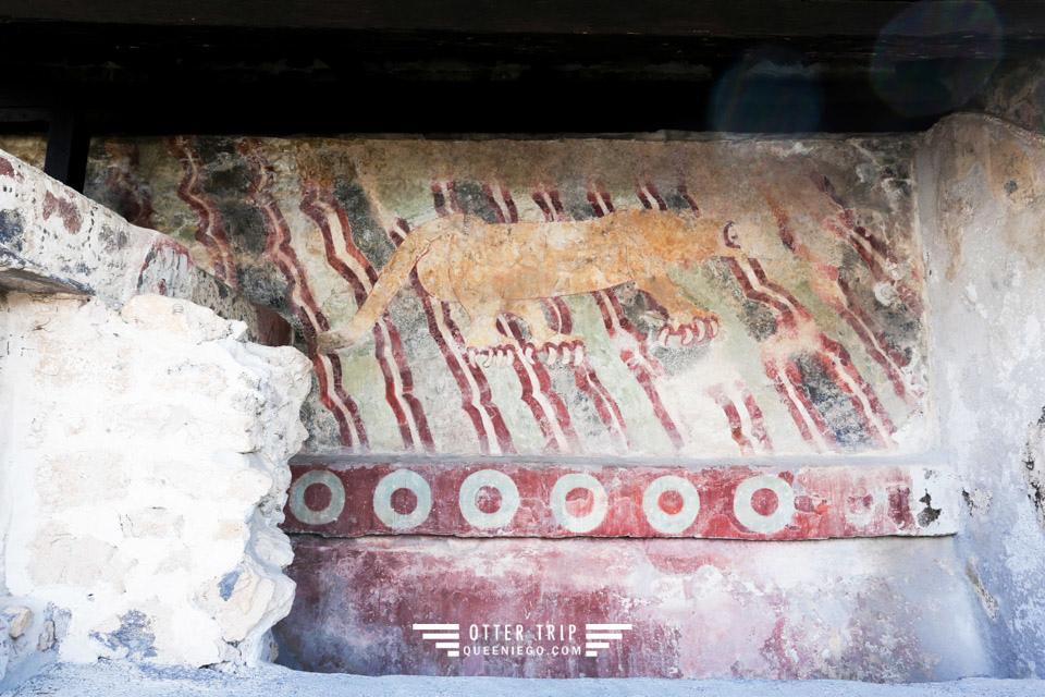 墨西哥城景點 特奧蒂瓦坎Teotihuacan的月金字塔/日月金字塔美食推薦