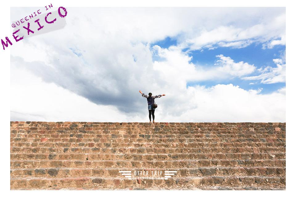 墨西哥城景點 特奧蒂瓦坎Teotihuacan日月金字塔/太陽金字塔、羽蛇神廟、Museo del Sitio