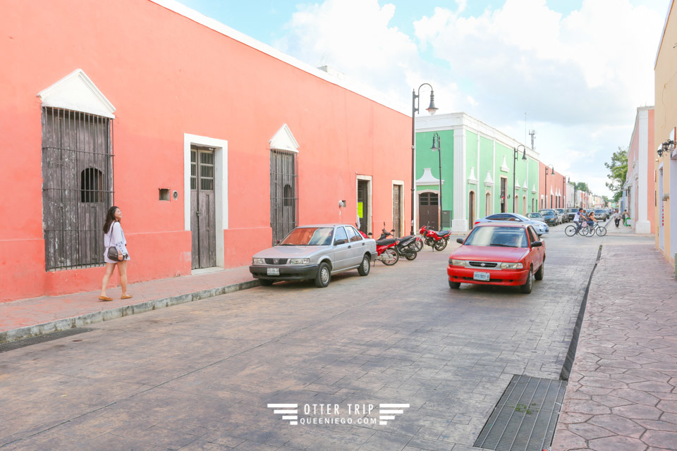 墨西哥Chichen Itza 巴亞多利德Valladolid半日遊(Valladolid景點`Valladolid餐廳)