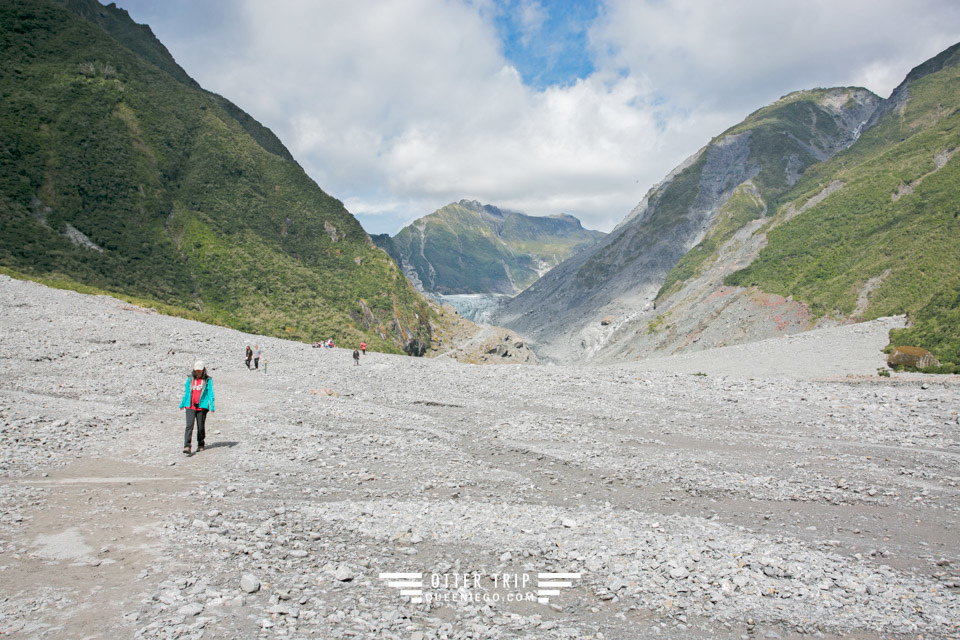 紐西蘭 Fox Glacier&Franz Josef Glacier 冰河徒步道Ka Roimata O Hine Hukatere Track及Fox Glacier Valley Walk