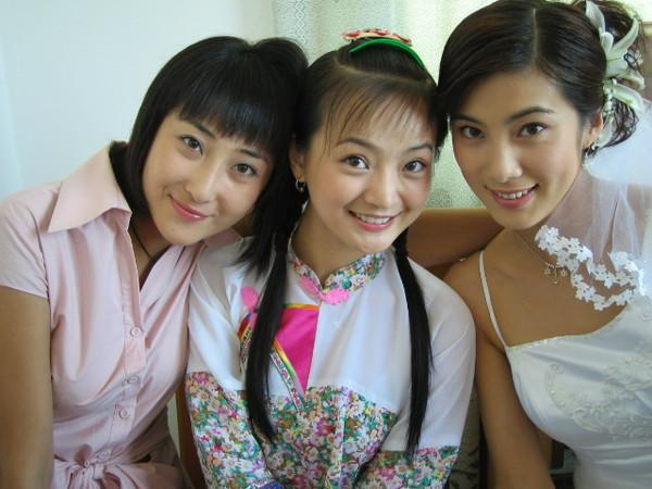小城裡的三位女主角