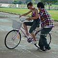 可怕的腳踏車