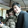 小林光輔和玉婷,這一對很可愛