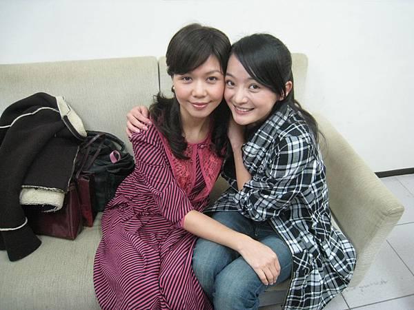 和陳媽媽,琇琴姐感覺就是個溫柔的好媽媽