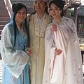 三人合照,白娘子&許仙&青兒