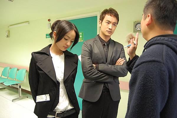 背影是那親愛的陳銘章導演