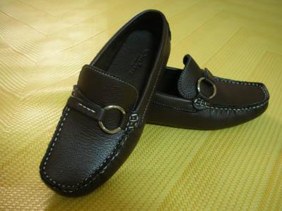 第一雙帆船鞋