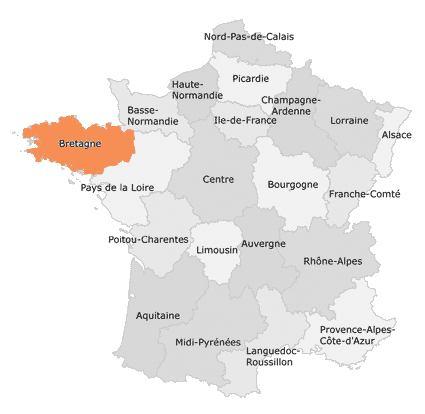 CarteDeFrance-Bretagne