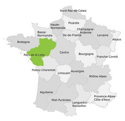 CarteDeFrance-La Loir
