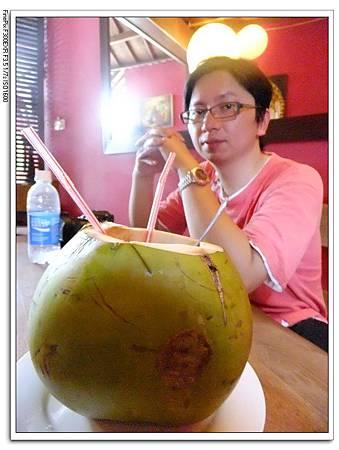 美味的椰子水