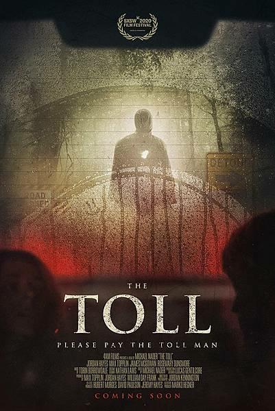 《陰森》The Toll海報