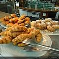 早餐麵包區