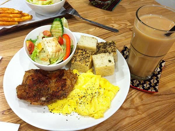 甘丹早午餐C餐