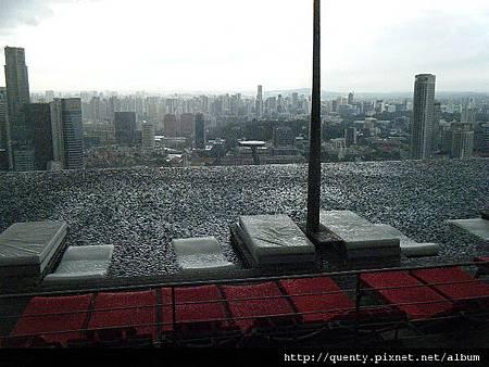 金沙空中花園  vs 午後雷陣雨