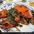 黑胡椒螃蟹