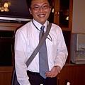 Kevin Wang到俱樂部一遊