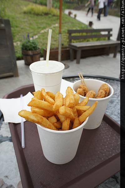 市集廣場的小情人套餐
