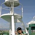 船上的衛星