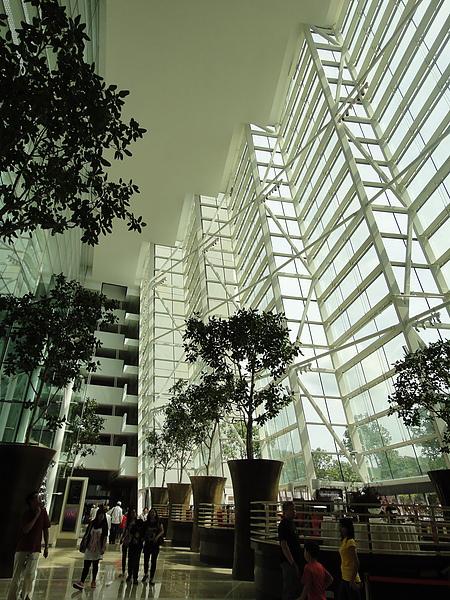 新加坡濱海灣金沙酒店 Lobby